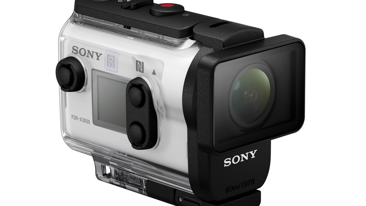 Sony FDR-X3000,review,IFA 2016,Action-cam,4k,hi-tech