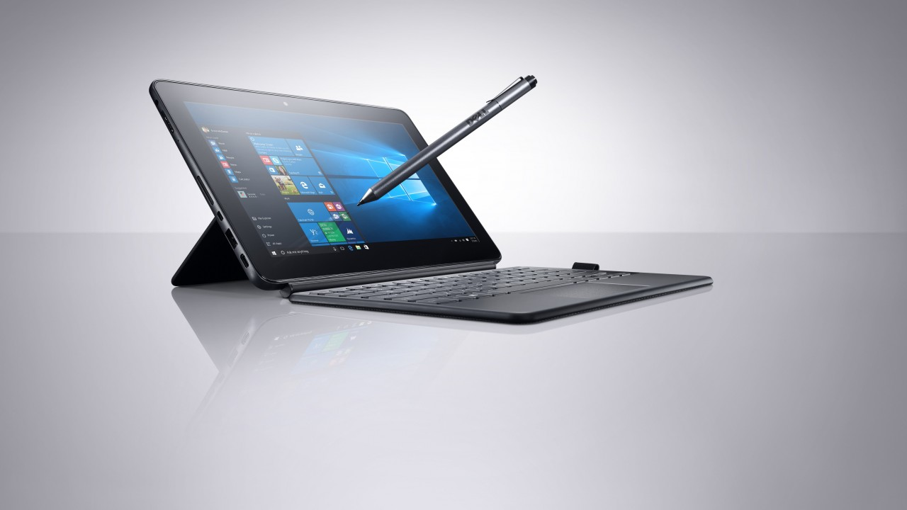 Latitude 11 5000,tablet,gaming gear,game,Dell,CES 2016,review,hi-tech