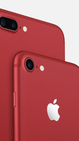 iPhone 7 Plus Red,iPhone Red,iPhone 7 Red,best smartphones,Apple Red,hi-tech